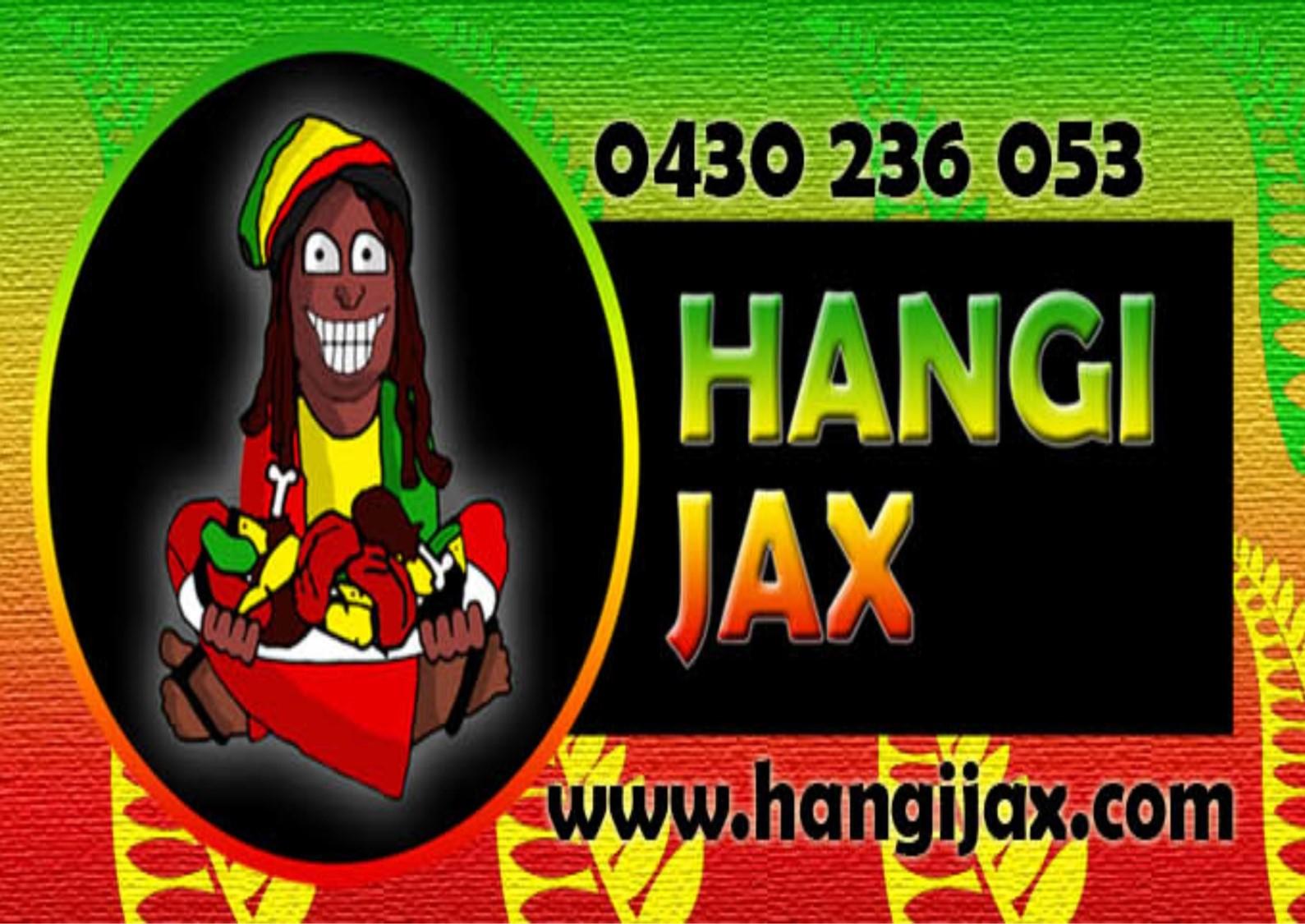 Hangi Jax logo