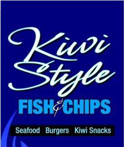 Kiwi Style Fish & Chips logo