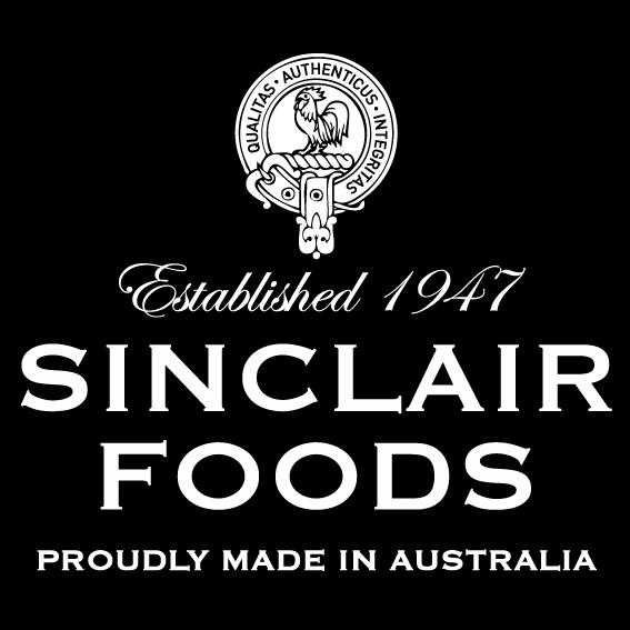 Sinclair Foods logo