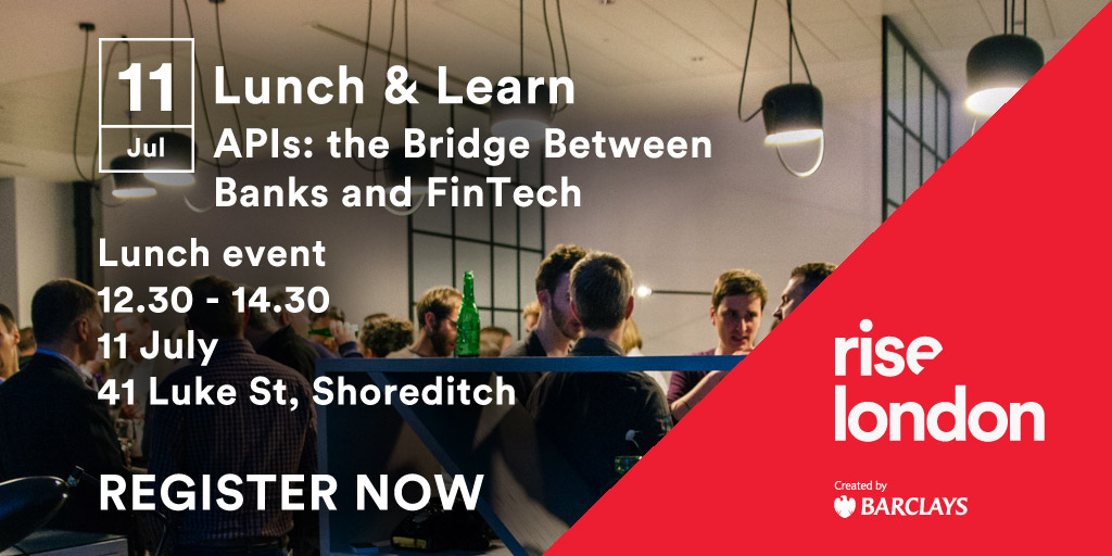 Lunch and Learn: APIs - The Bridge Between Banks and FinTech