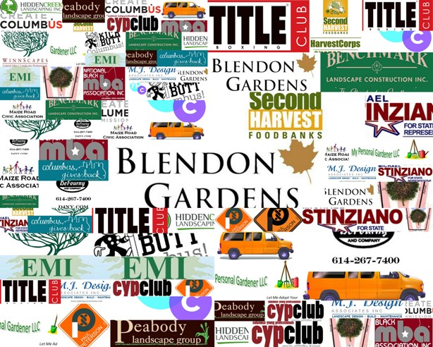 Blendon Gardens logo