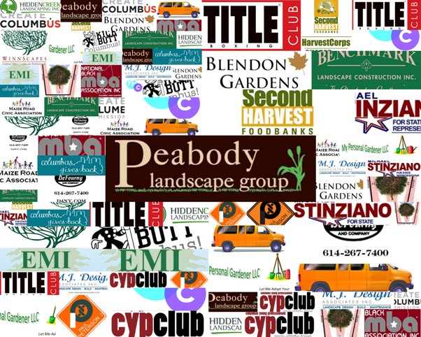 Peabody Landscape Group log