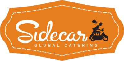 Sidecar Global Catering logo