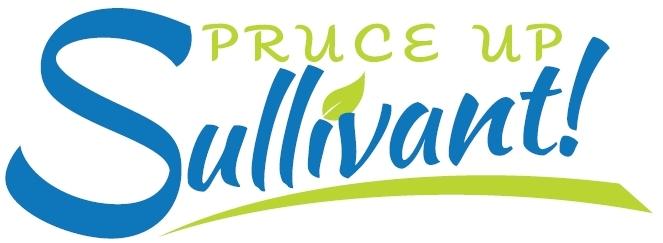 Spruce Up Sullivant Ave logo