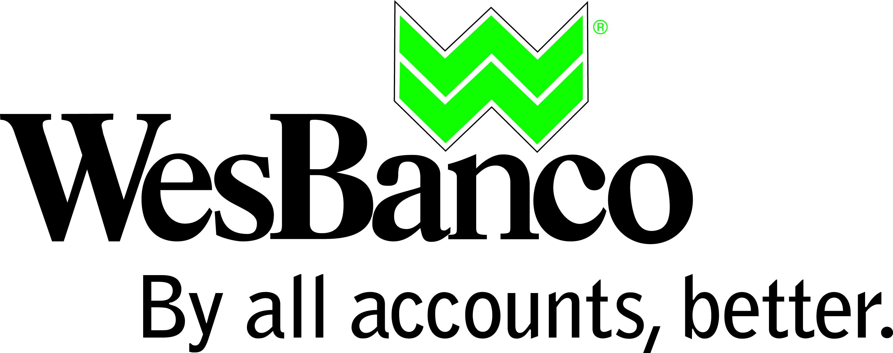 WesBanco 10 logo