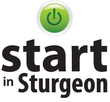Start in Sturgeon Logo