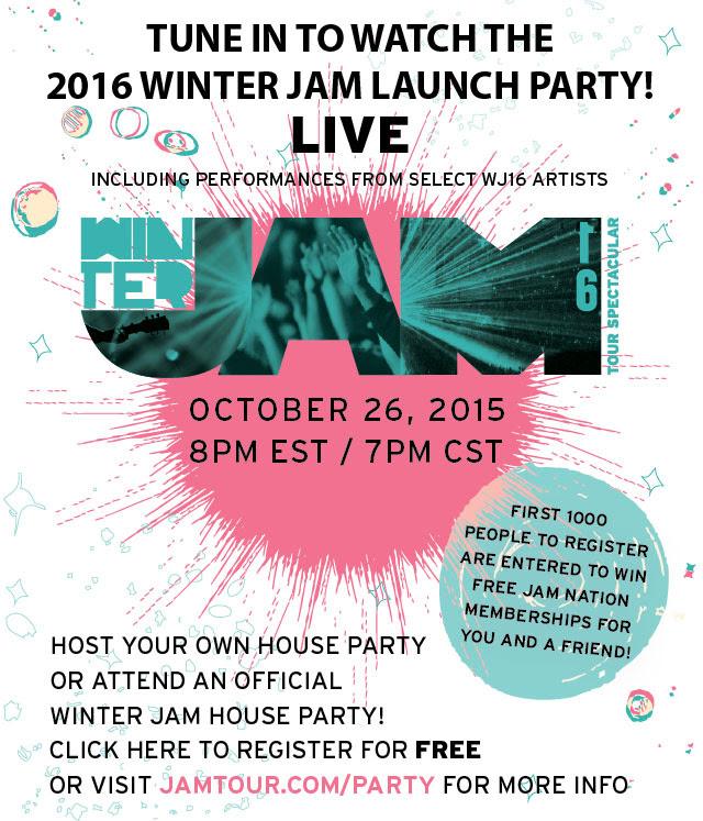 Winter Jam Party