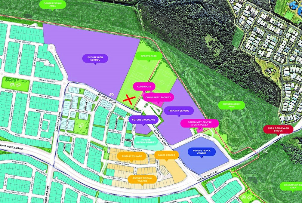 Baringa Sports Complex