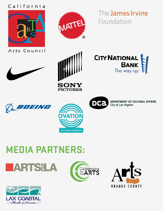 2013 Otis Report on the Creative Economy Sponsors