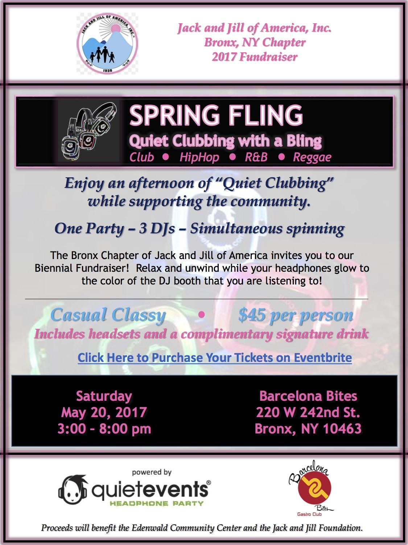 Spring Fling fundraiser