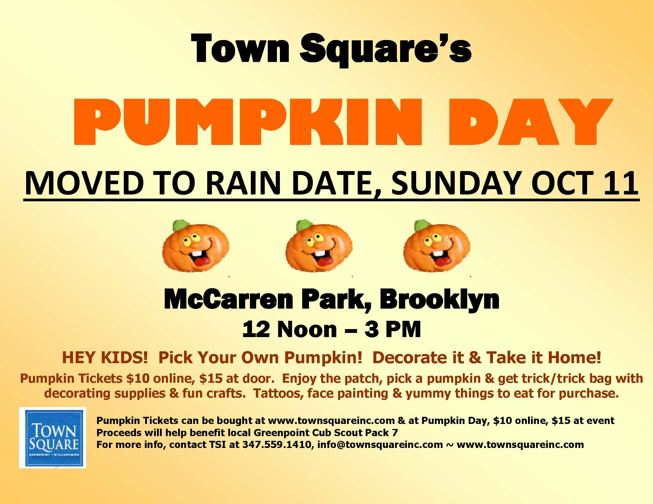 Pumpkin Day 2015