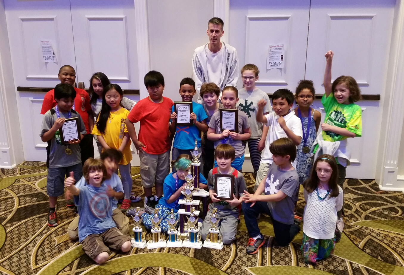 PS 139 Chess Champs