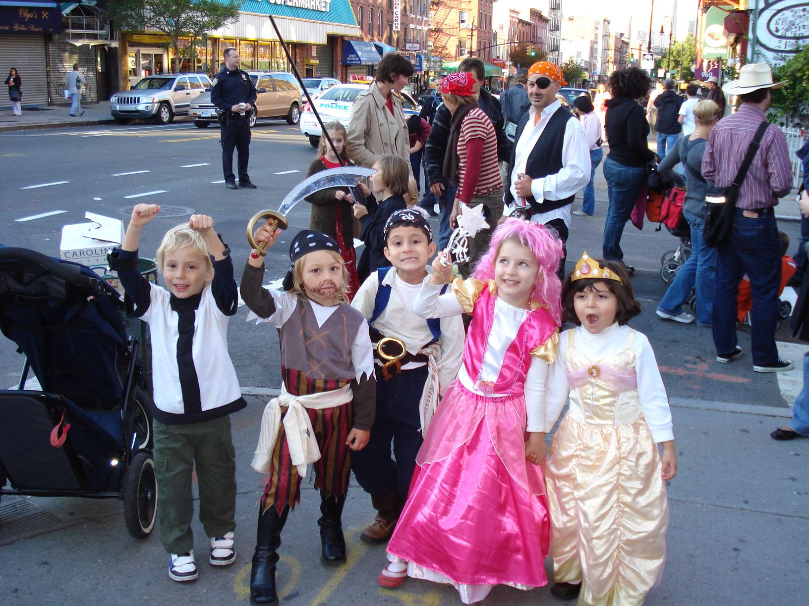 Greenpoint Halloween Parade