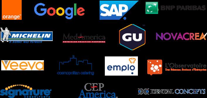 Participating Co Logos