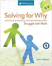 Solving for Why cover page