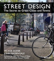 book cover image Street Design keynote speaker Victor Dover