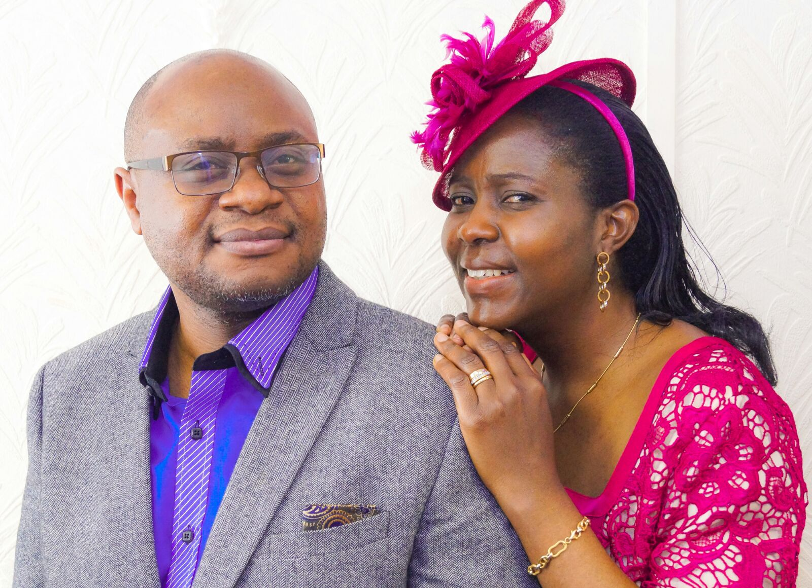 Stephen and Abi Kosh- Host Ministers.