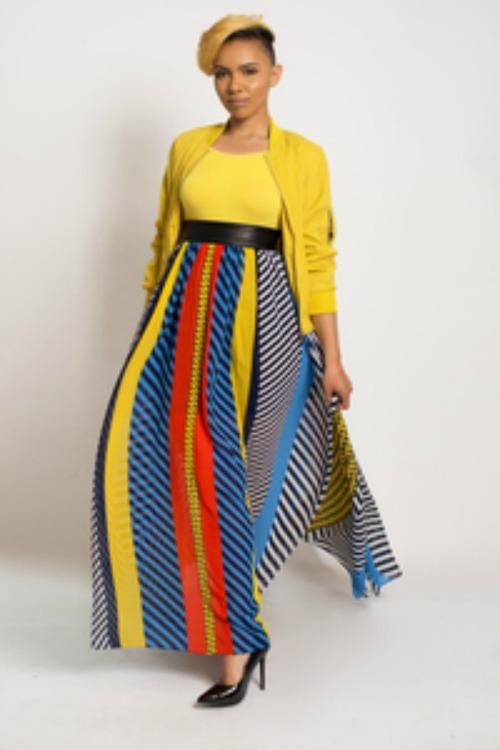 Black Fashion Week Usa Summer Pop Up Shop Networking