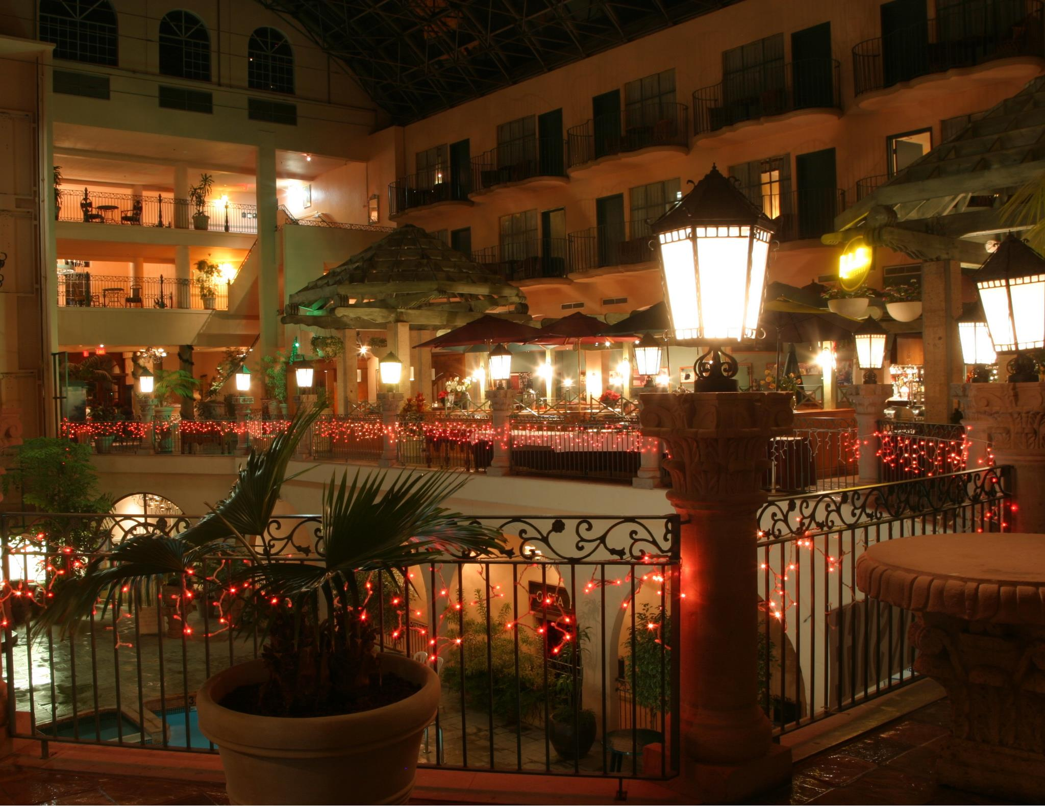 inside the Pacific Inn Resort