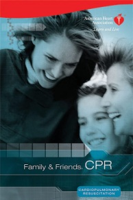 All Attendees receive this CPR booklet, from the AHA.