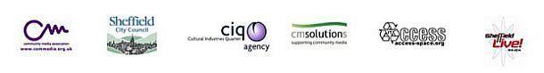 Sheffield Community Network Partner Logos