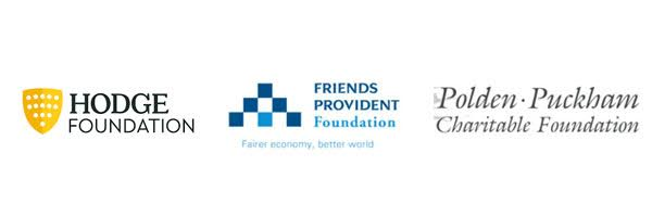 IWA Re-energising Wales project funders logos