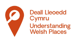 Understanding Welsh Places logo Deall Lleoedd Cymru