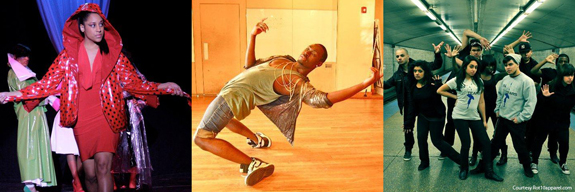 Samantha Lento, Variation Dance Crew, JigguRs Dance Company.