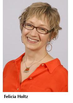 Felicia Holtz by Karen Kring