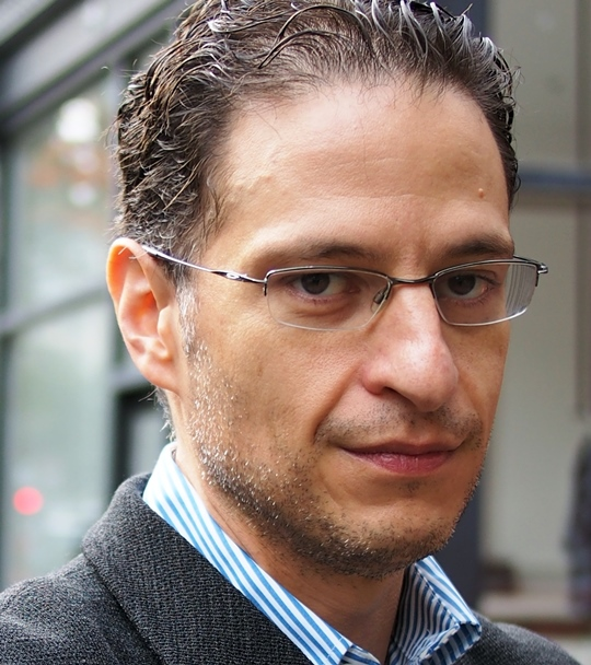 Mario Canseco photo