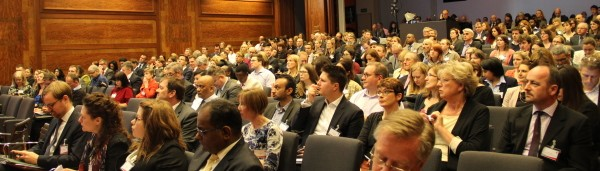 The 2014 Conference audience