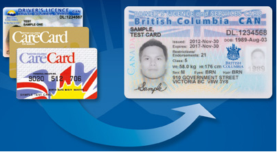 BC Services Card