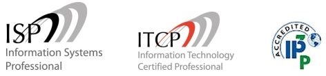 I.S.P. and ITCP Logos
