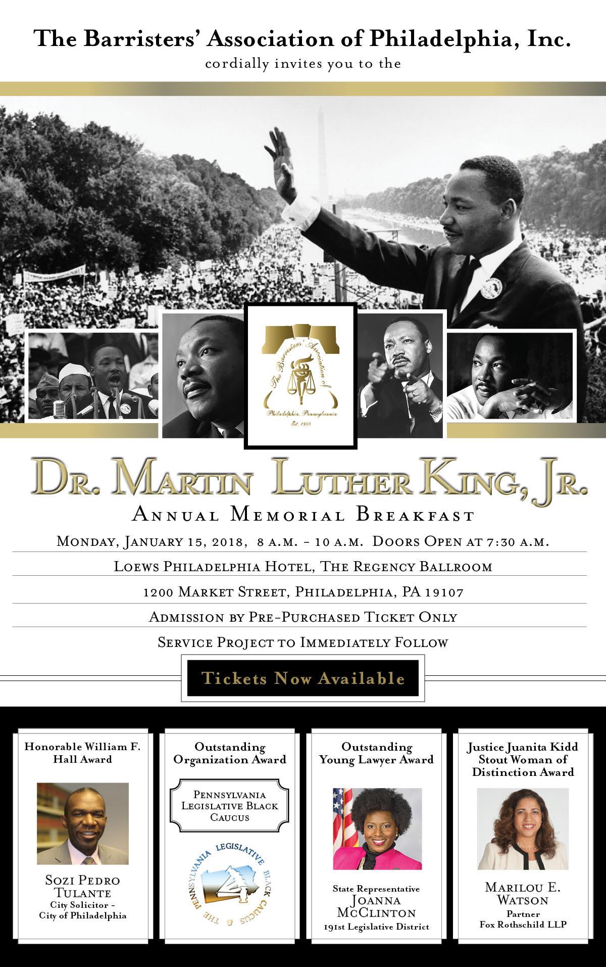 MLK Flyer 2018