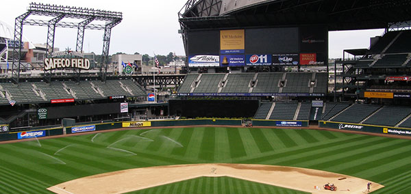 Safeco Field Mariners