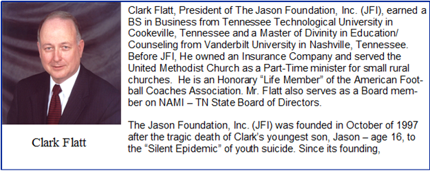 Clark Flatt Bio