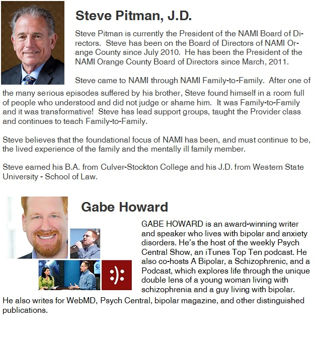 Steve Pitman Gabe Howard