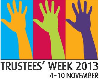Trustee's Week Logo