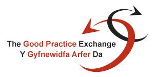 Wales Audit Office Good Practice Exchange logo