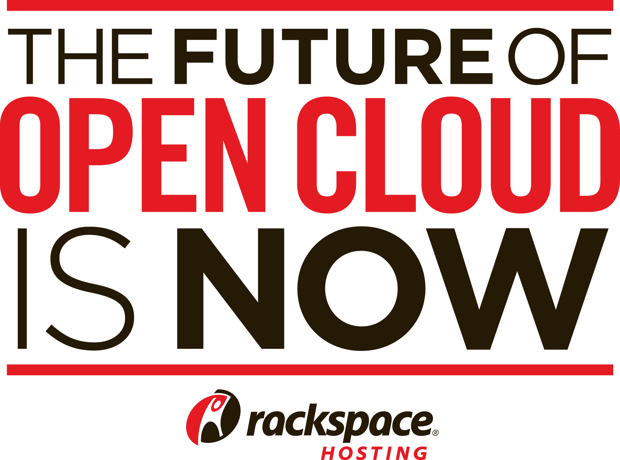 The Future of the Open Cloud is Now: Rackspace