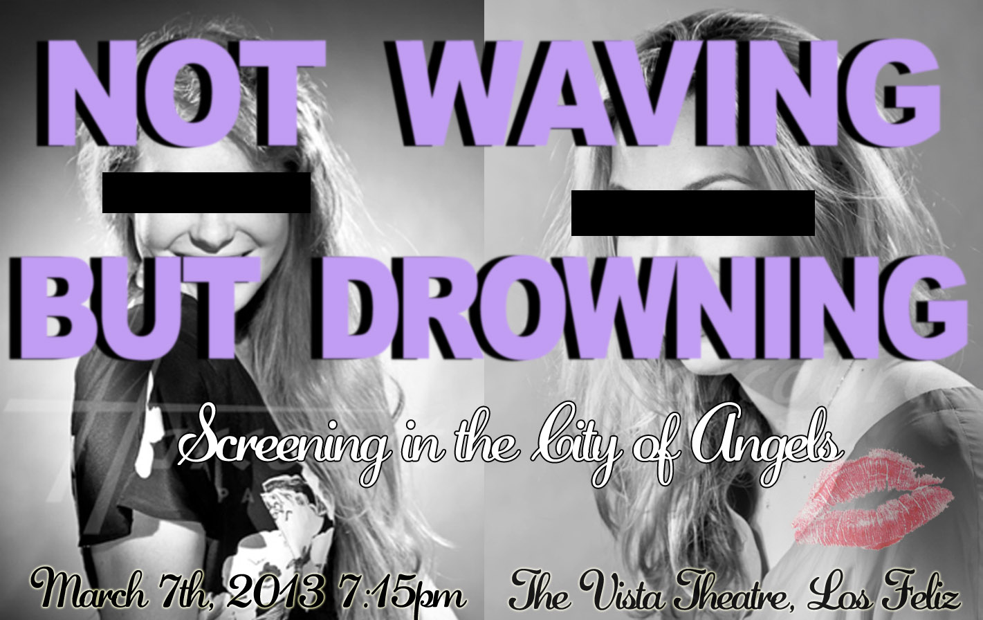Not Waving But Drowning LA Screening
