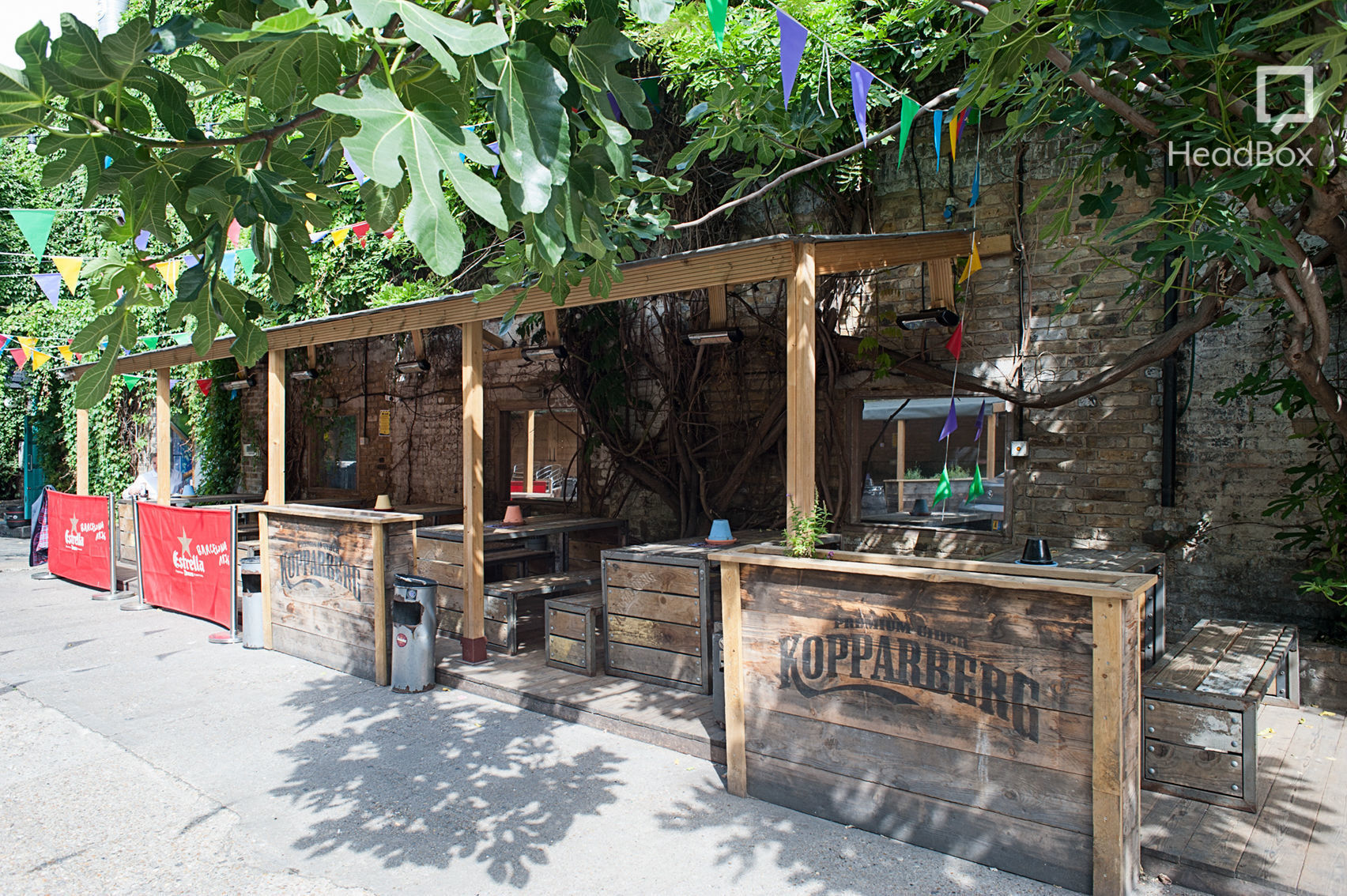 Strongroom bar