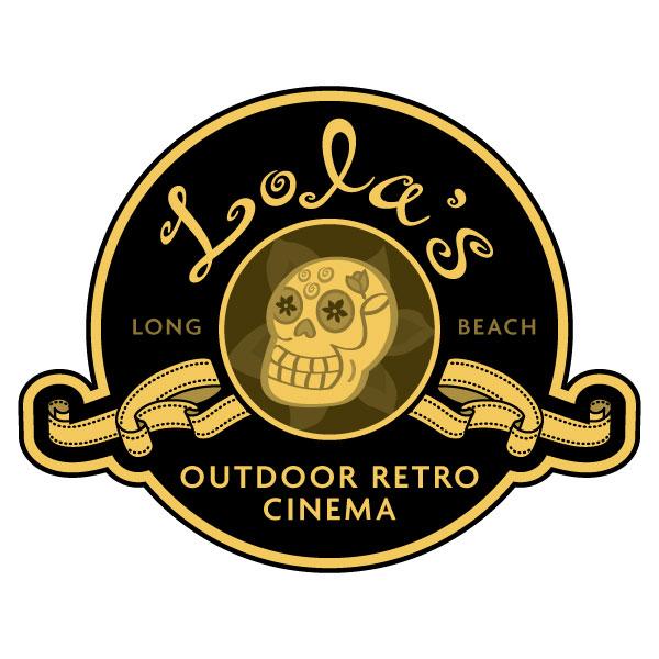 Lola's Outdoor Retro Cinema