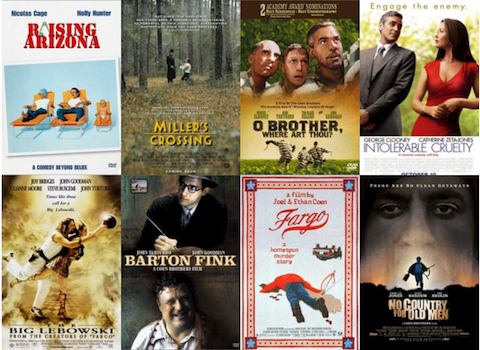 Coen Brothers Films