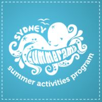 summerama summer activities logo