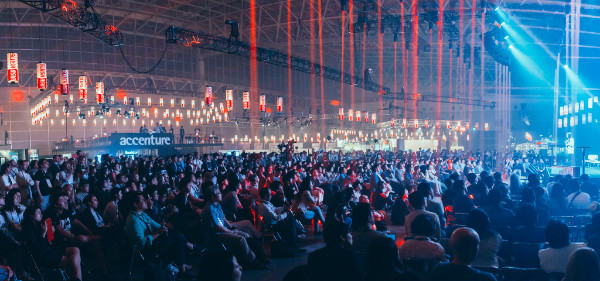 Photo from Slush Asia 2016