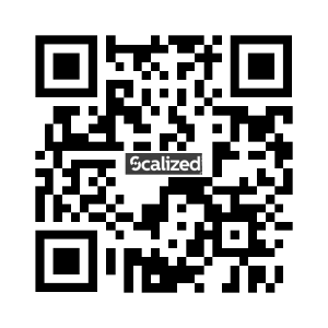 QR code for Scalized