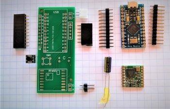 Reti di sensori ambientali