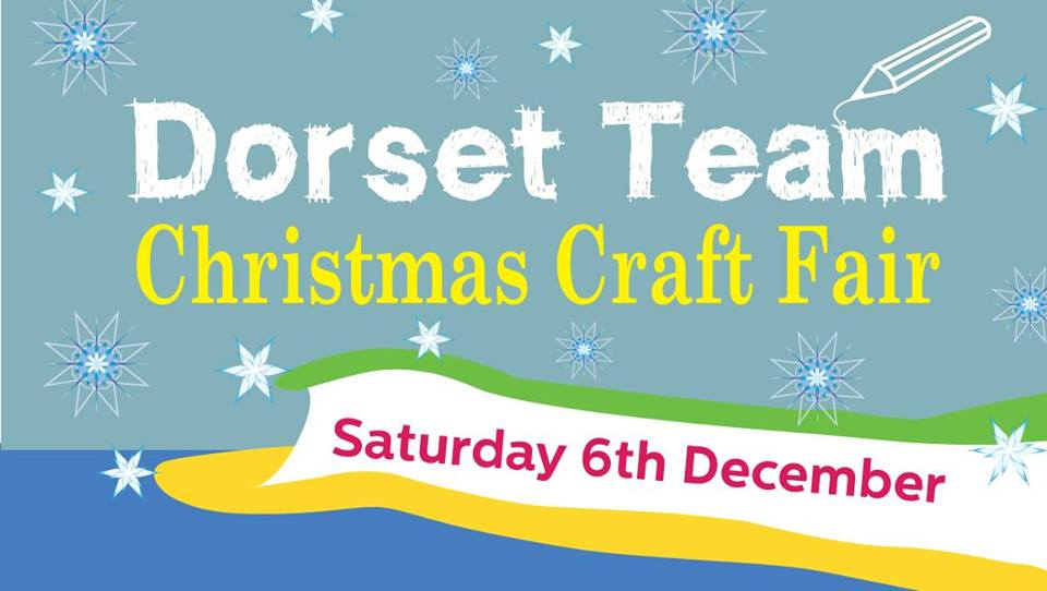 Dorset Team Christmas Fair 6th December