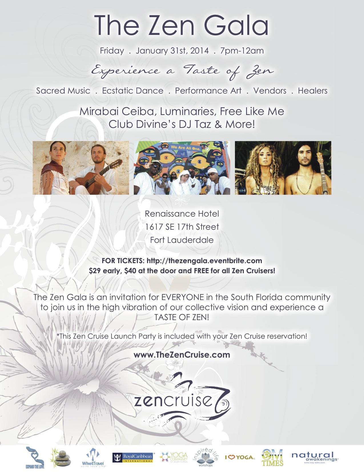 Zen Gala 2014